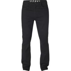 Fox Dagger Skinny Chino Pants Men black